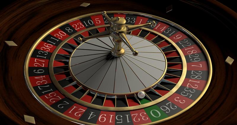 Fake Roulette Wheel